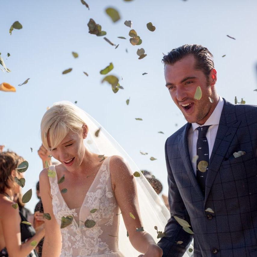 Michelle & IkePhoto: Dario LeiteVenue: Fynbos Golf Estate -