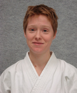 Silke Triebold, 2. Kyu