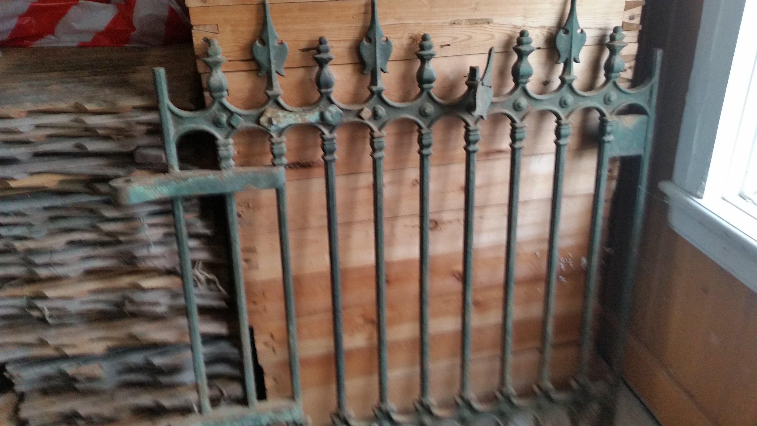 Reparation av grindar