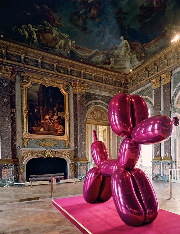 Image (c)  Jeff Koons