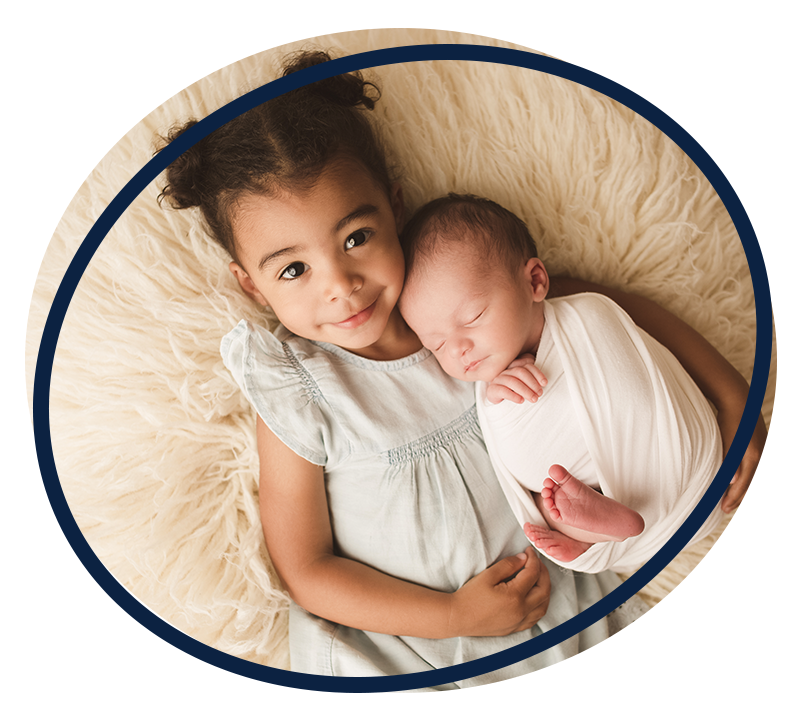 Postpartum doula and night nanny support for parents