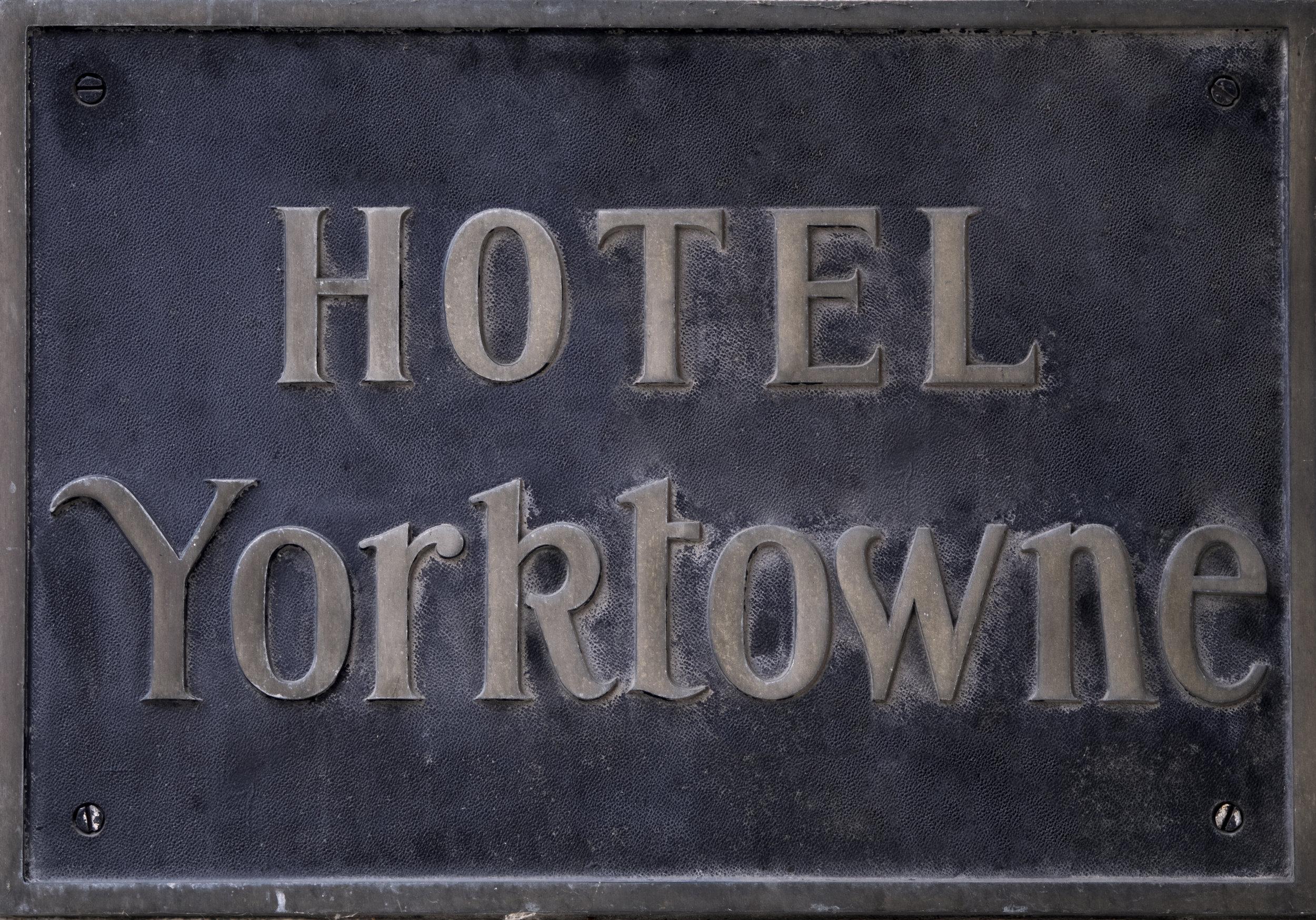 Yorktown Metal Sign.jpg