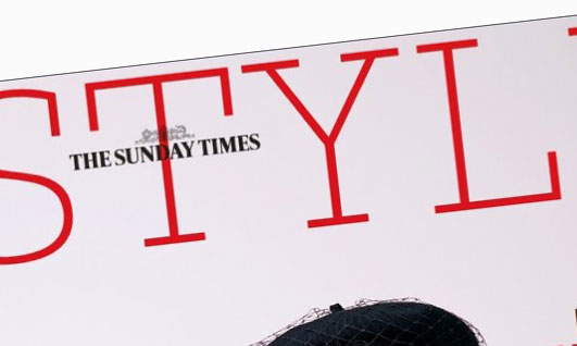 Sunday Times Style Magazine Sally's Rescue Remedies -