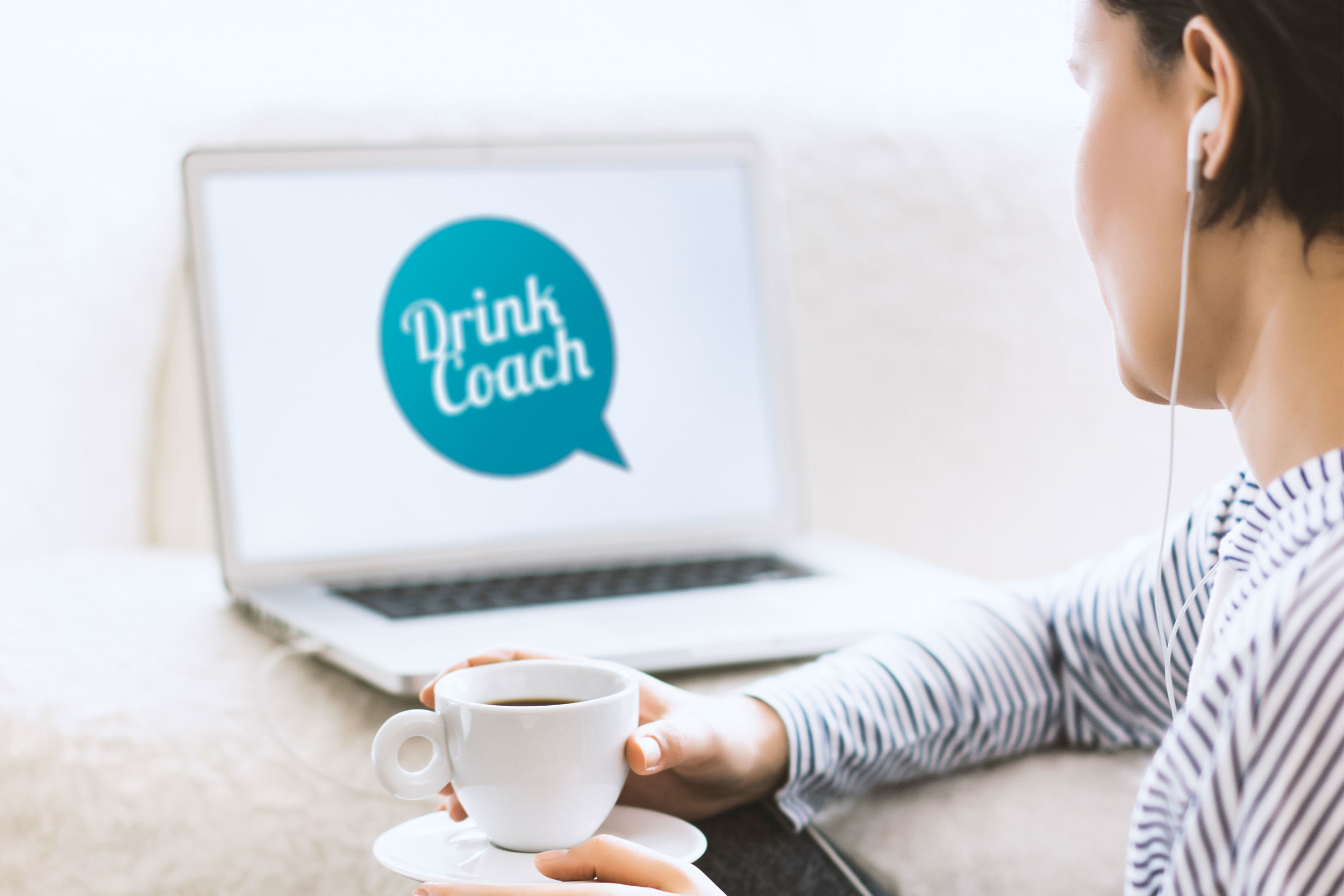 Online Coaching - A professional, convenient and confidential way to discuss your drinking and receive expert guidance from an alcohol treatment specialist.