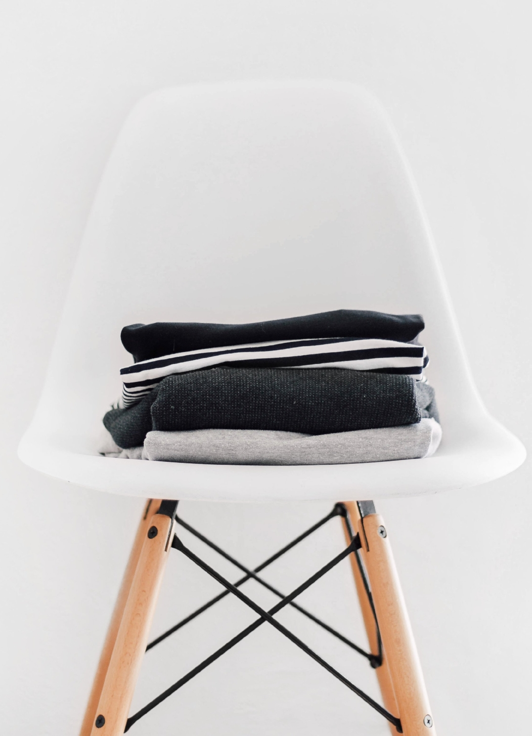 How You Can Actually Fold Clothes To Save Space The Laurie Loo