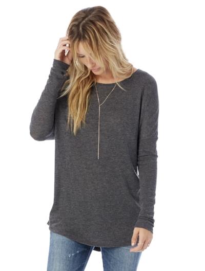 alternative-apparel-gray-tunic