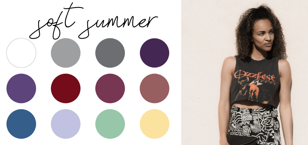 Super Simple Seasonal Color Analysis The Laurie Loo