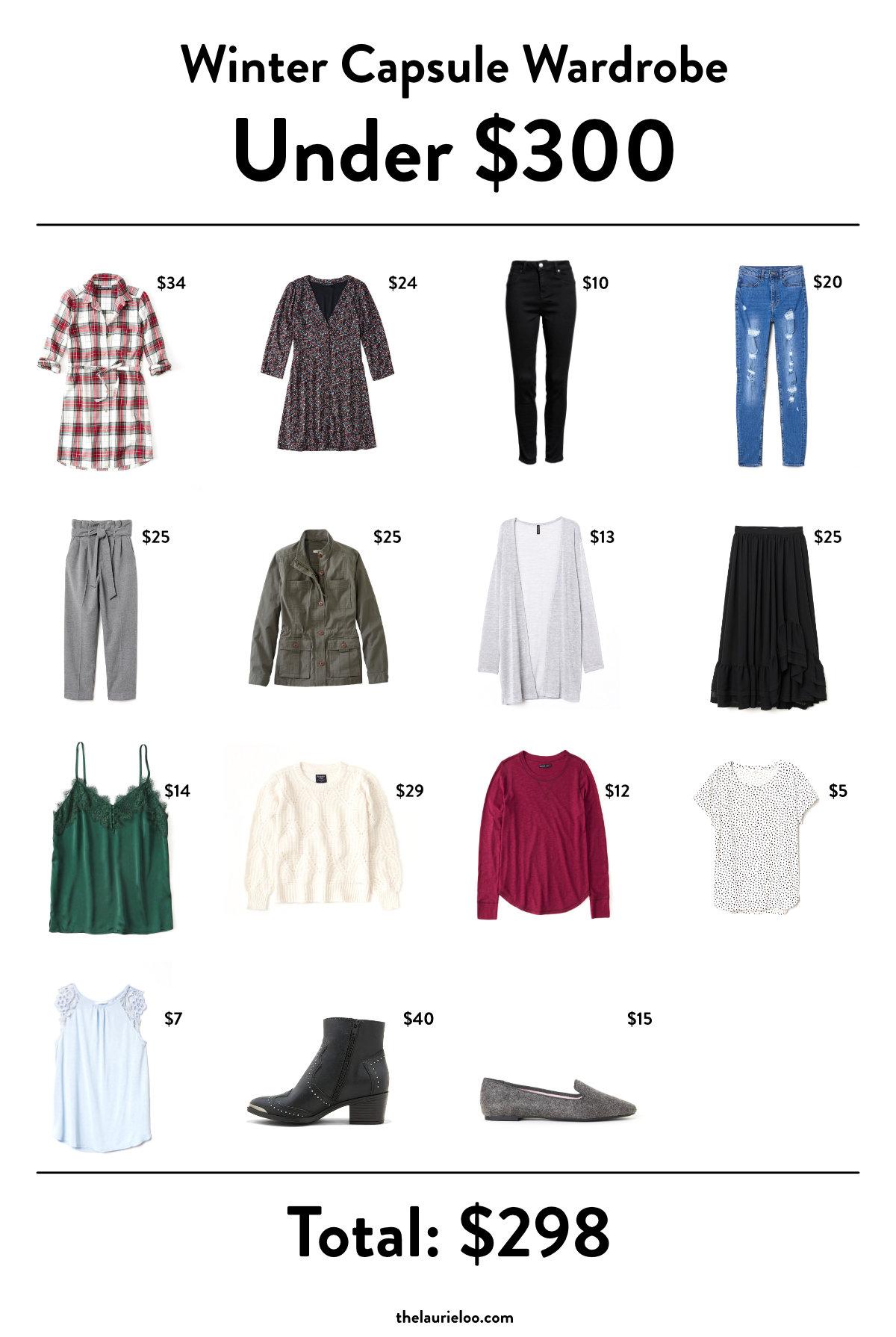 winter-capsule-wardrobe-prices