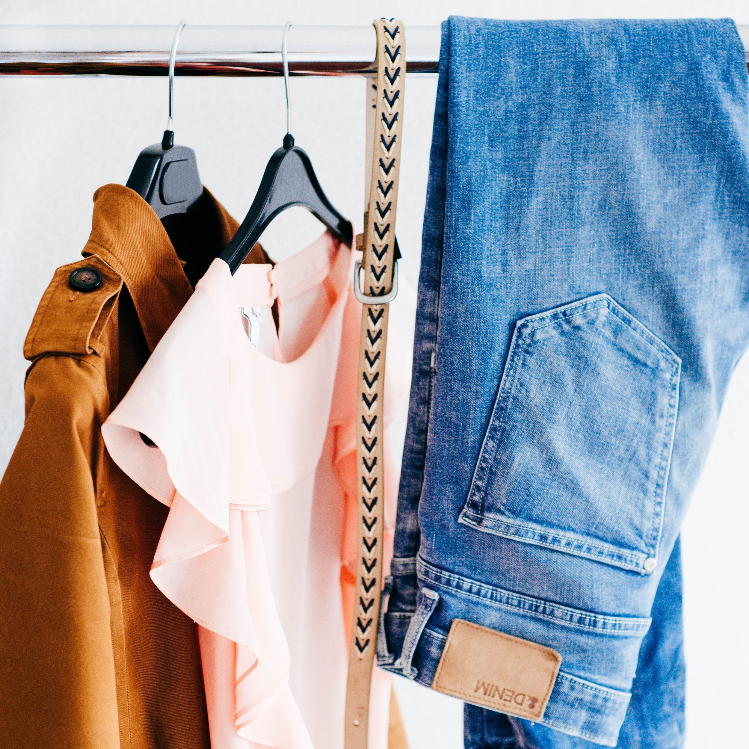 clothes-hanging-on-rack