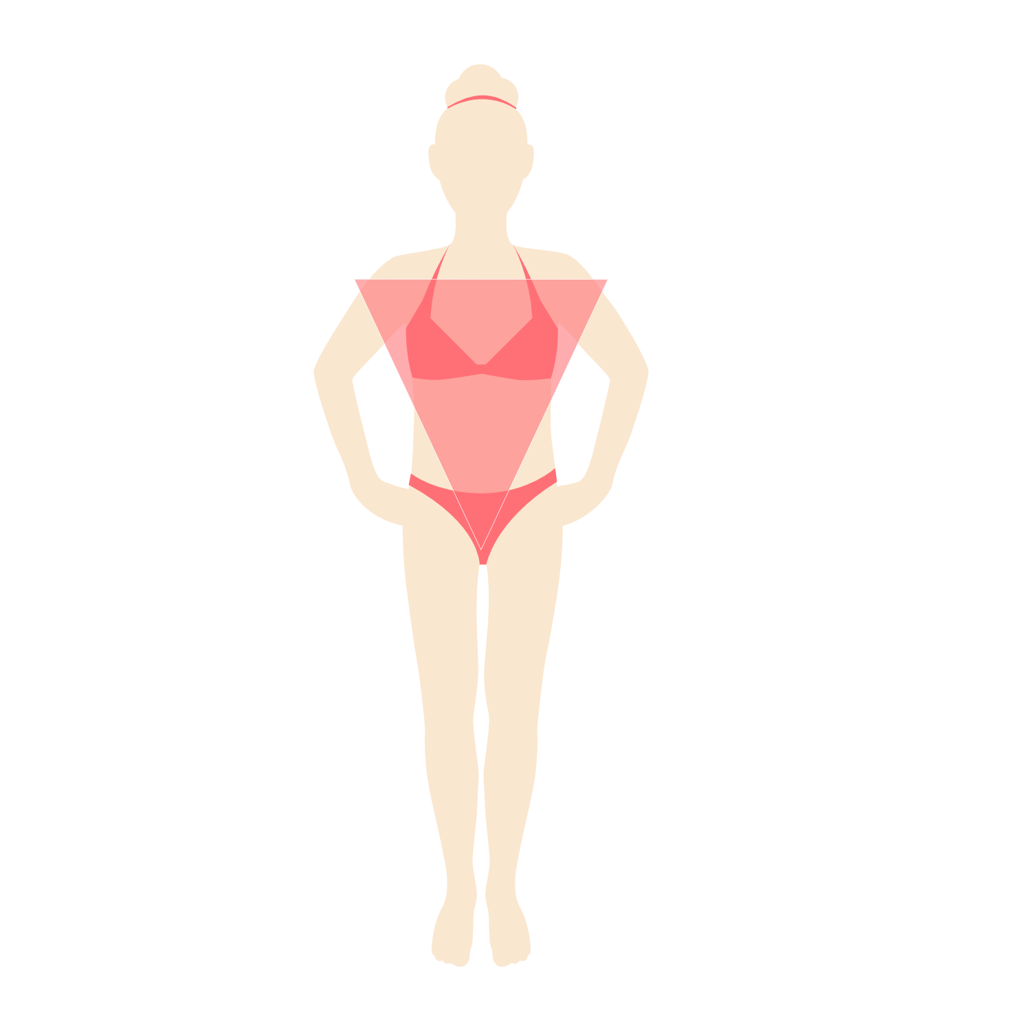 inverted-triangle-apple-body-shape