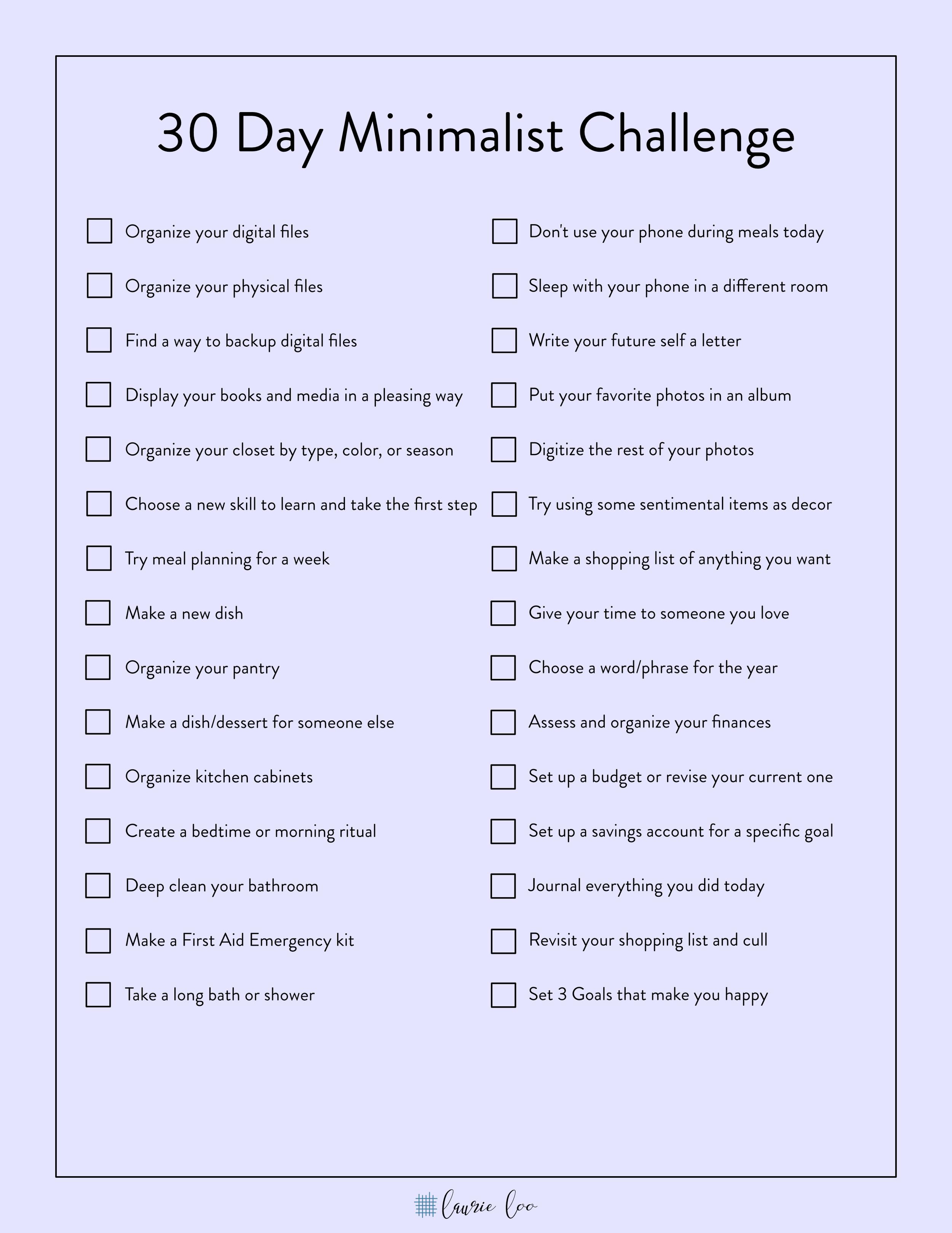 30-day-minimalist-challenge