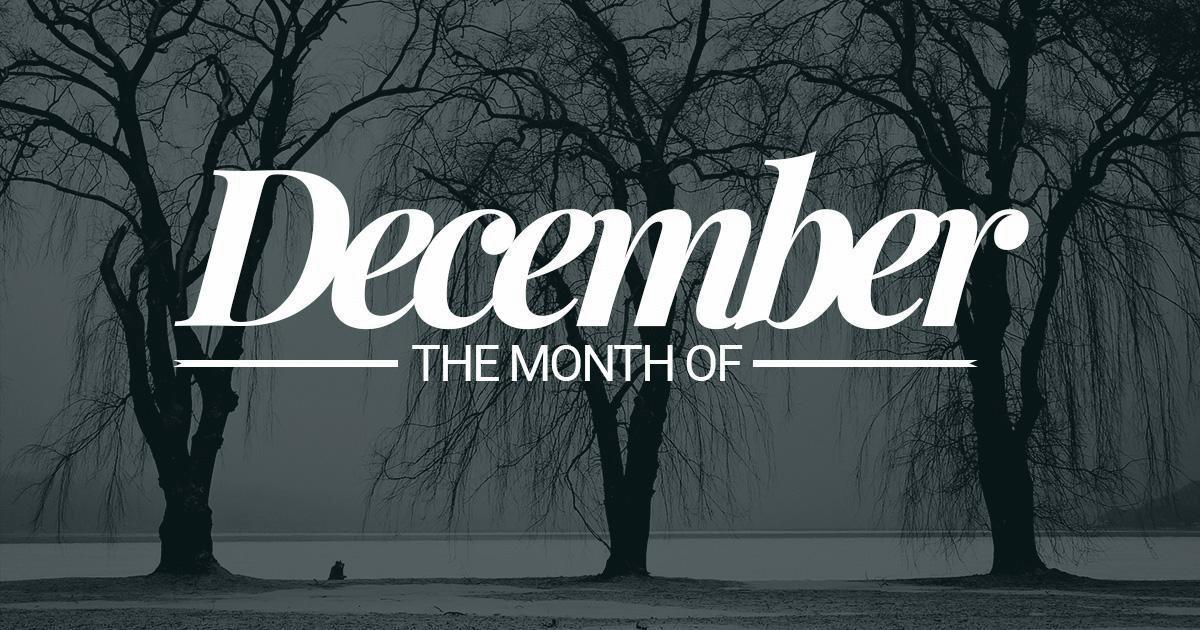 December 2018 -