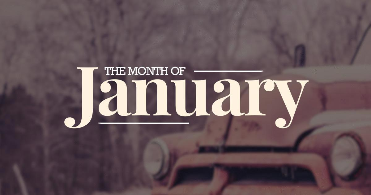 January 2019 -