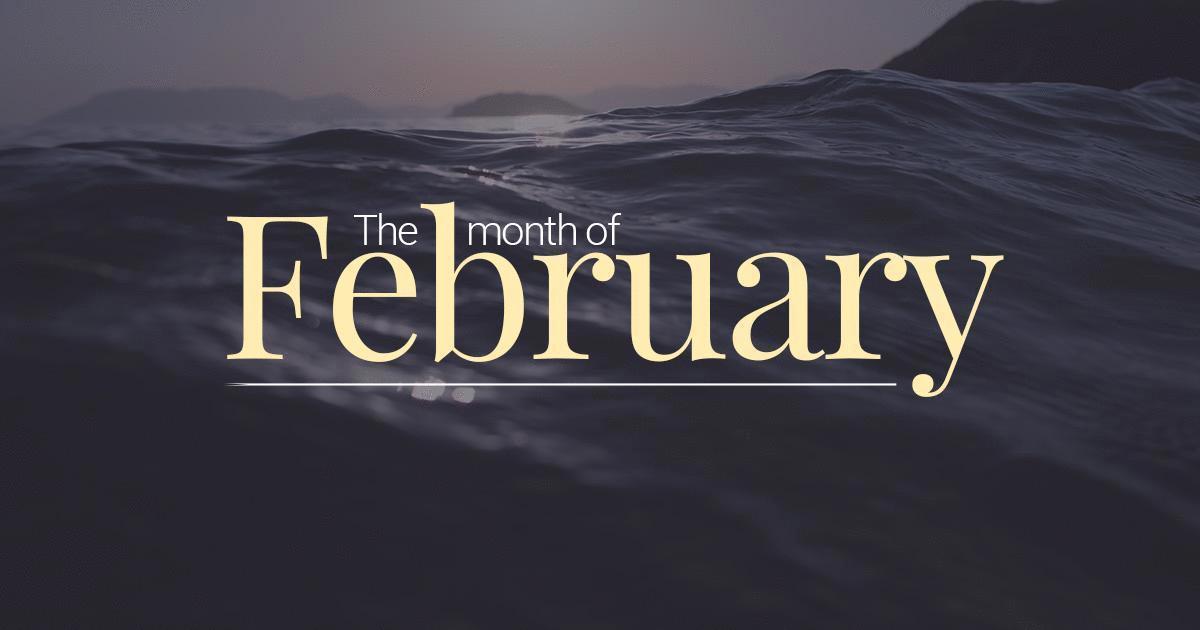 February 2019 -