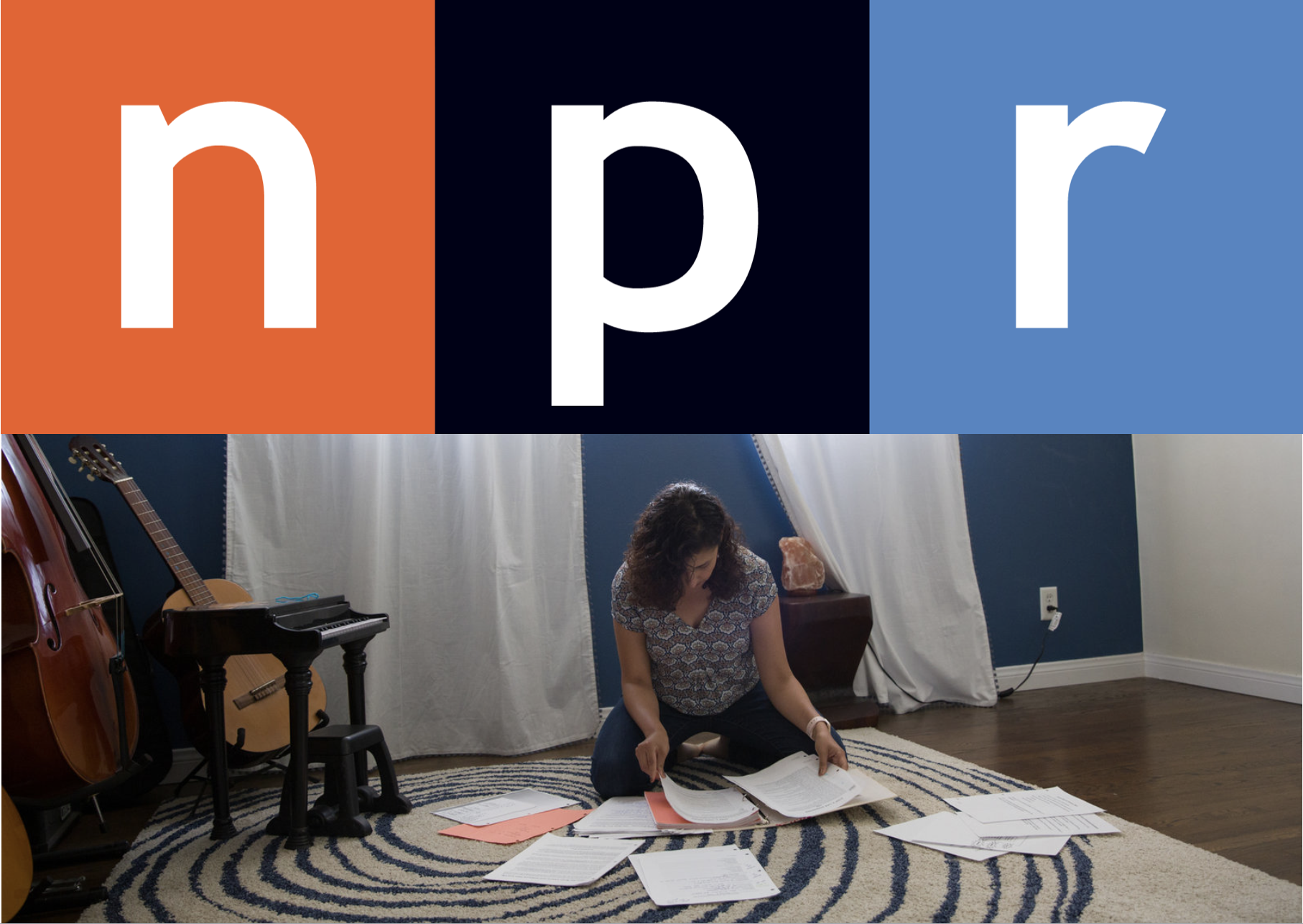 NPR Morning Edition about Emotional Expression & Awareness Therapy (EAET) featuring Dr. Mark Lumley and Dr. Howard Schubiner