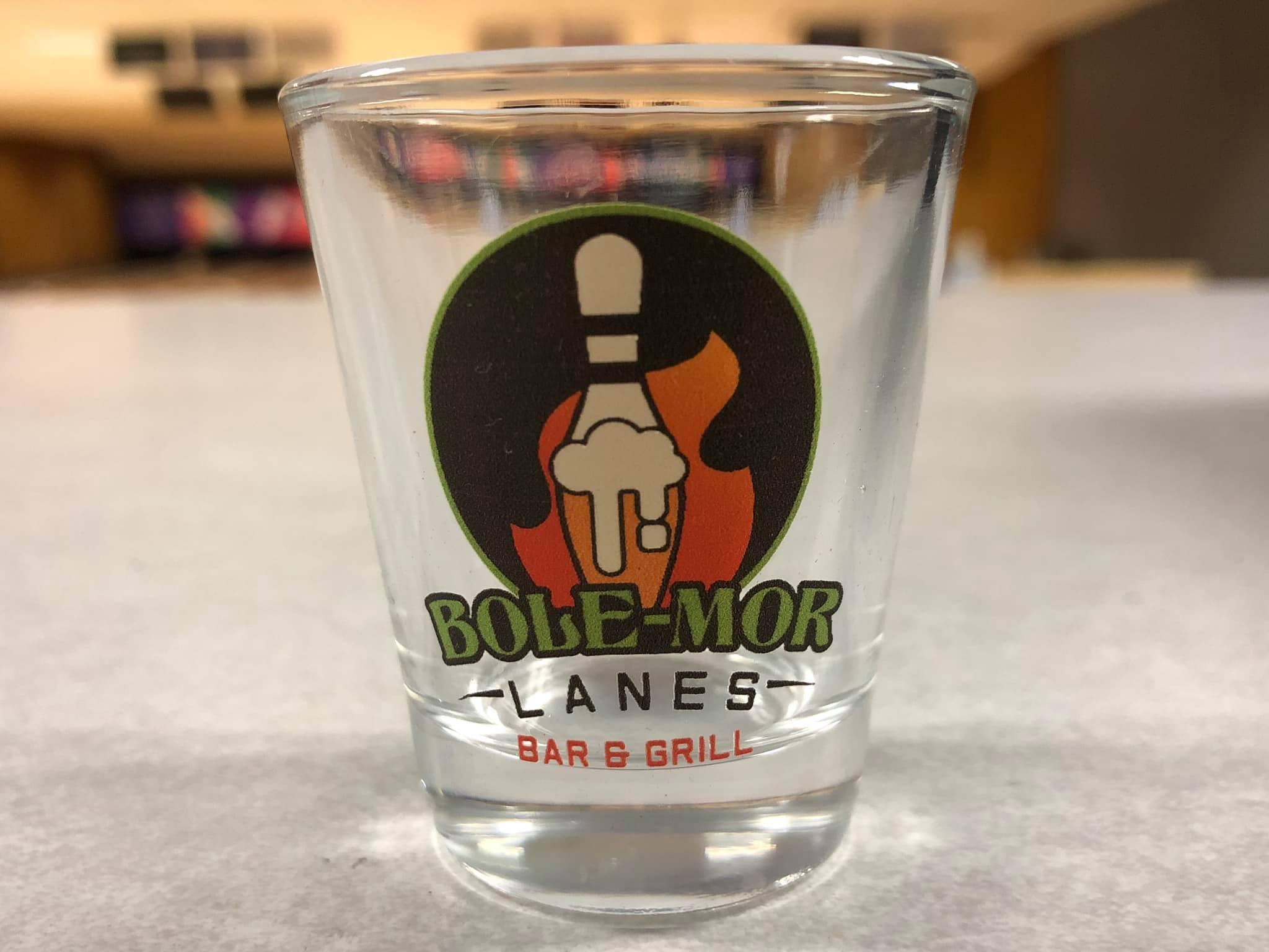 Shot Glass- $5