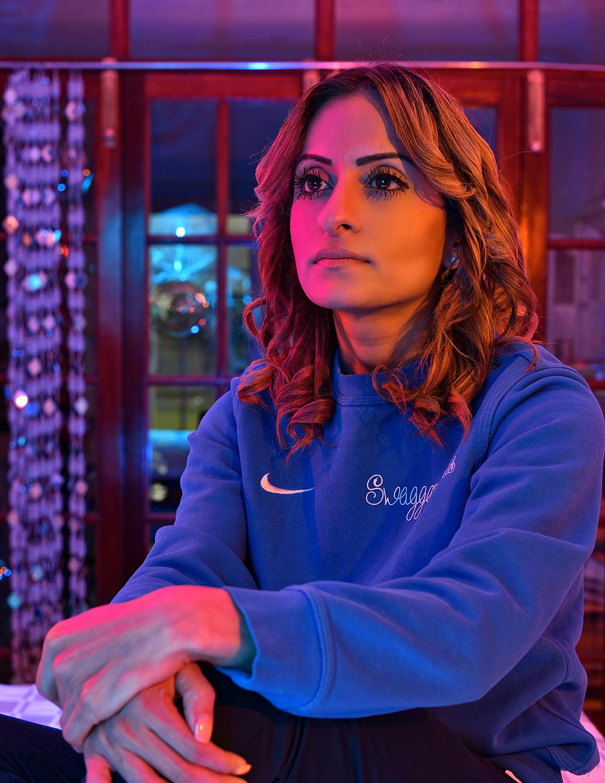 Manisha Taylor, MBE – Football Coach, Speaker.