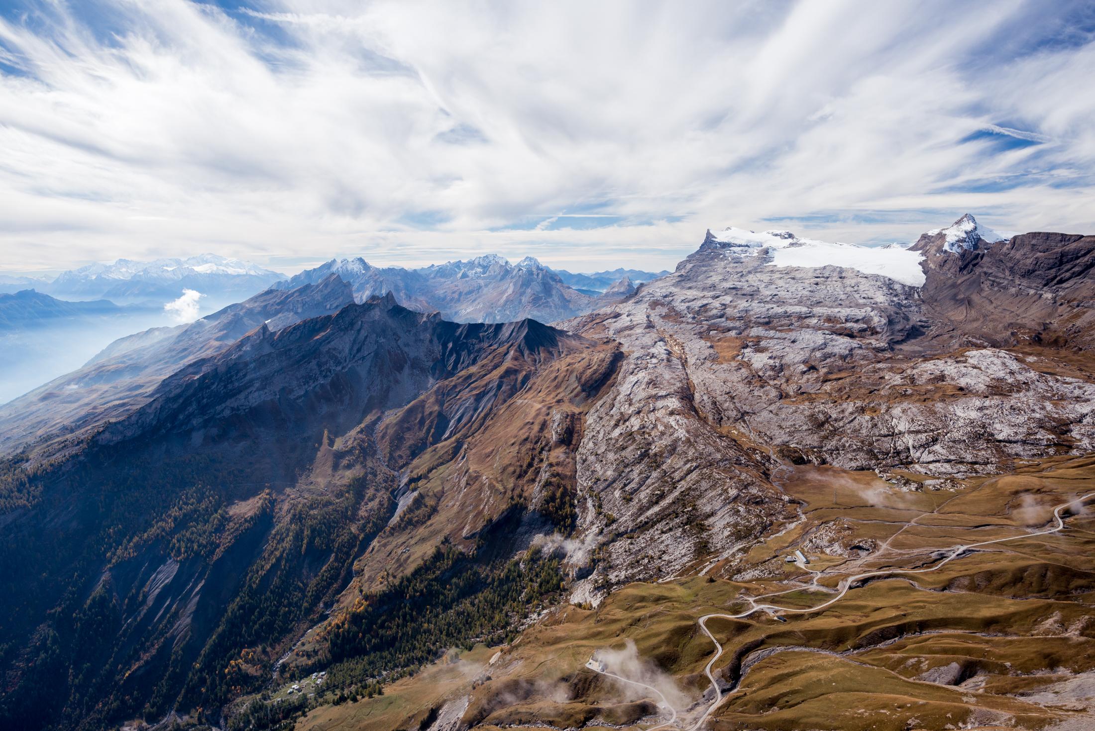 Glacier de Tsanfleuron