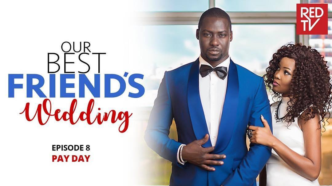 Are you all caught up with Tolu and Tunde? @itsredtv's #OBFW is waiting for you on YouTube. Don't catch L's like Jade, check on it now.