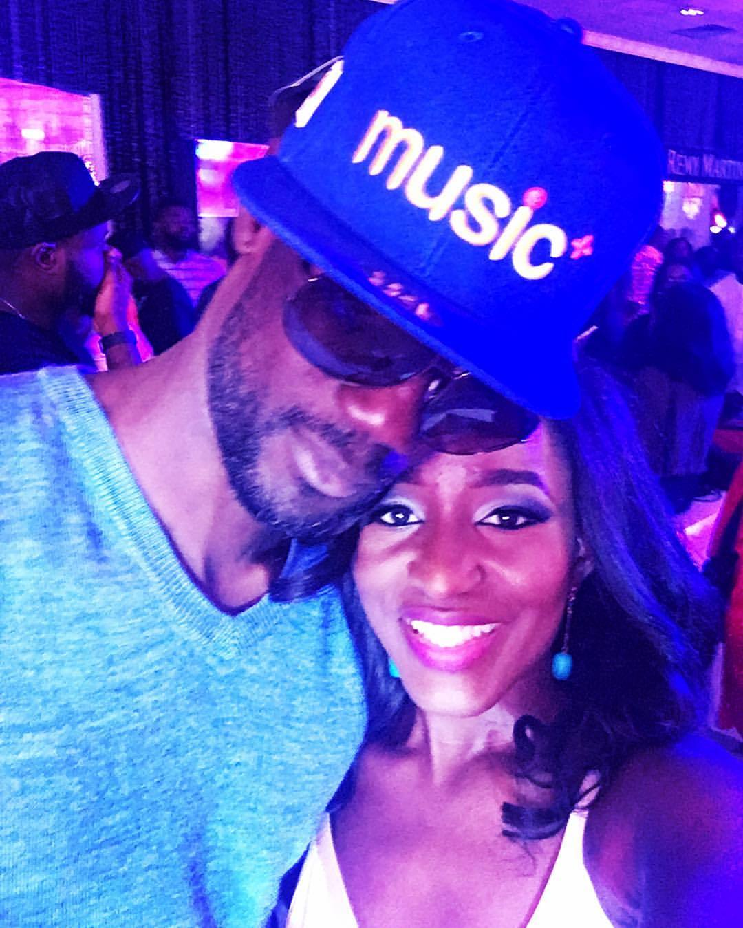 @soulbroda with his fancy, exclusive @24apparel hat at #MusicPlus24