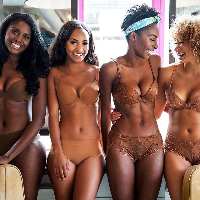 I heard about @NubianSkin listening to #TheRead. Check out #NubianSkin for ethnically sound nude tights, hold ups & lingerie. #RhecksOn people and brands that inspire everyday of the week.