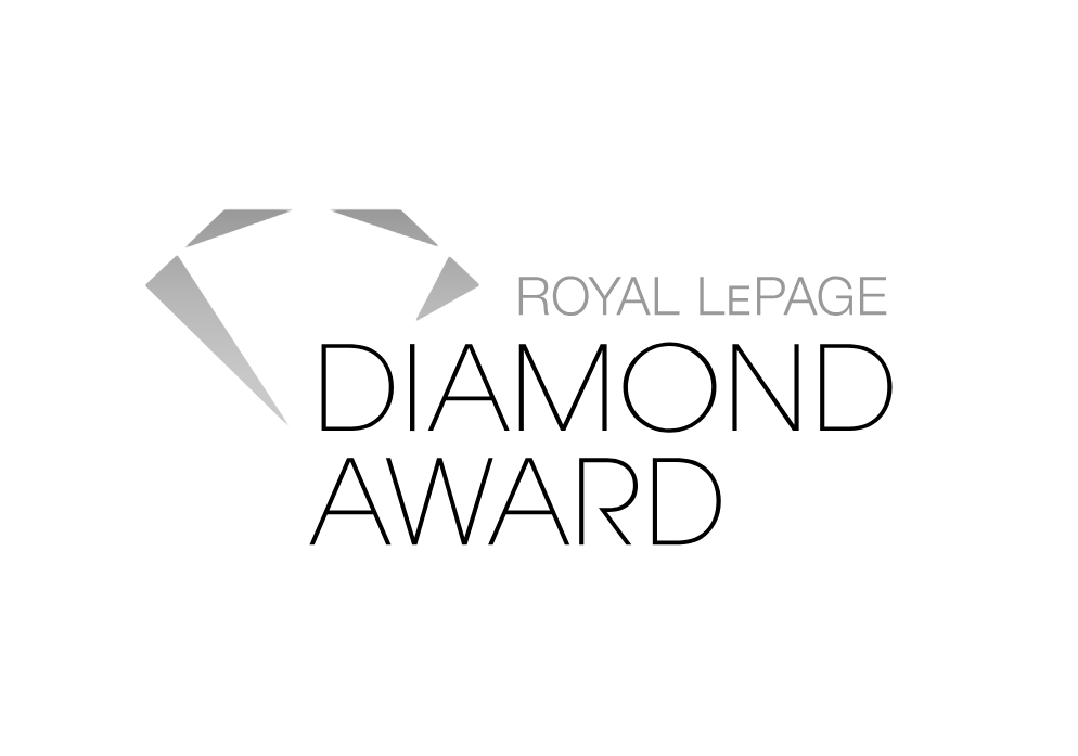 Royal LePage Diamond Award - 2014-20152011-2012