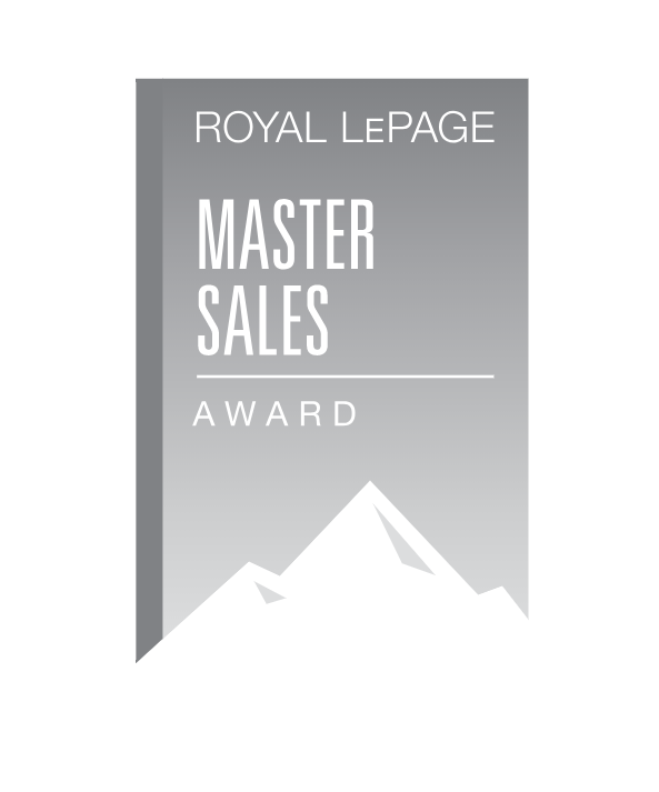 Royal LePage Master Sales Award - 2011