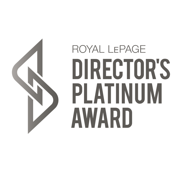 Royal LePage Director's Platinum Award - 2010