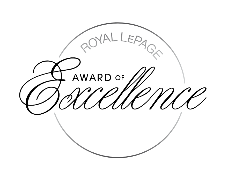 Royal LePage Award of Excellence - 2011-2013
