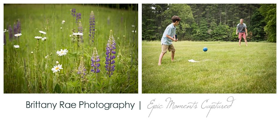New Hampshire Family Portraits - Candid Kids Portraits