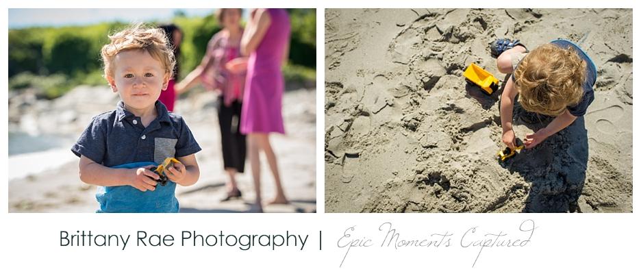 Maine Family Portrait Photographer at Portland Headlight -
