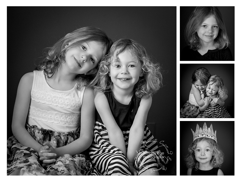 Holiday Mini Portraits by Maine Family Portrait photographer - Brittany Rae Photography - 1