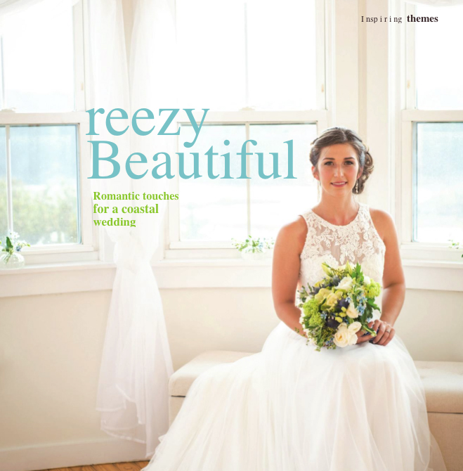 Real Maine Weddings Magazine Published Maine Wedding Photographer - 3