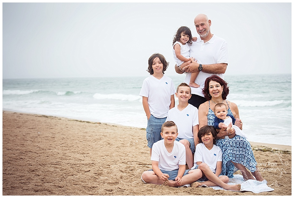 Old Orchard Beach Family Portraits -