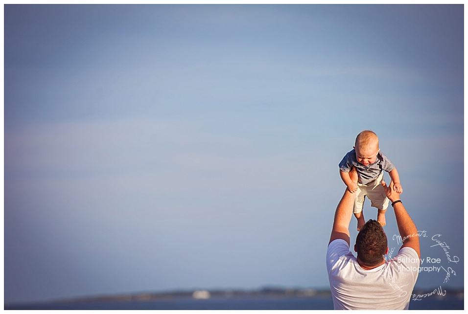 Ocean Park Family Portraits in Old Orchard Beach Maine -