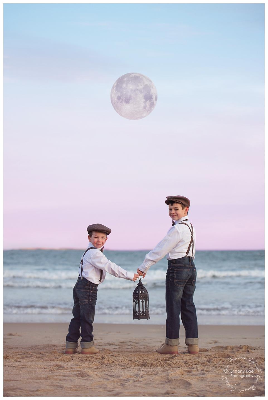 Best Family Portraits by Maine Family Photographers - Fantasy Fine Art Photographer