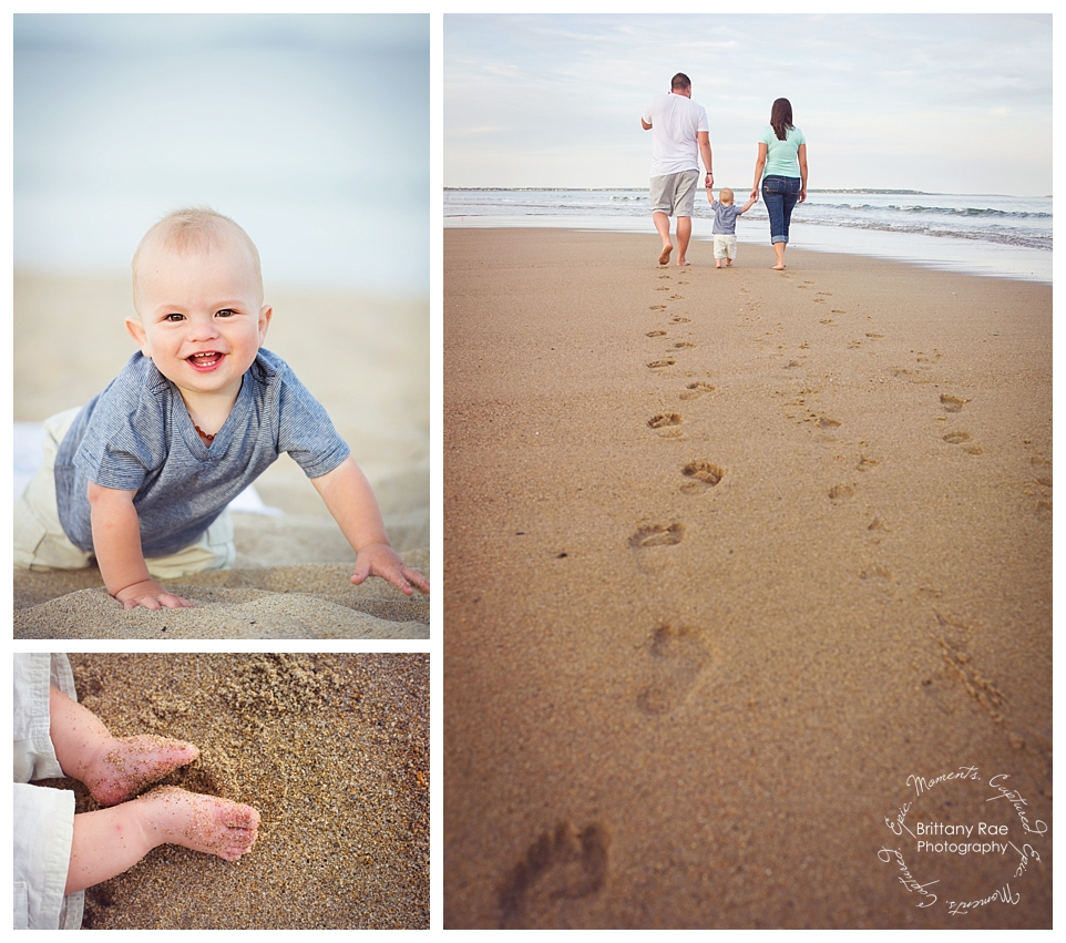 Best Family Portraits by Maine Family Photographers - Old Orchard Beach Family Portraits