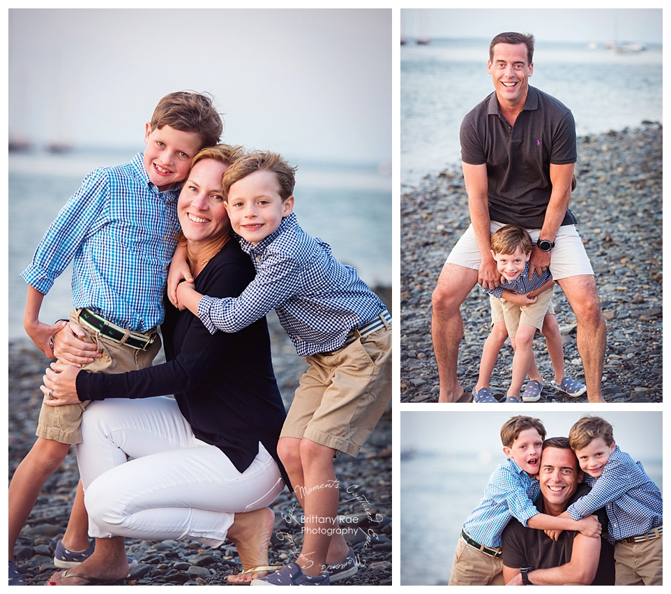 Best Family Portraits by Maine Family Photographers -