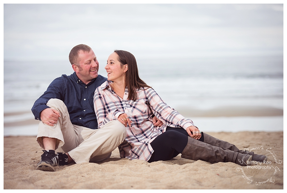Best Family Portraits by Maine Family Photographers - OOB engagement