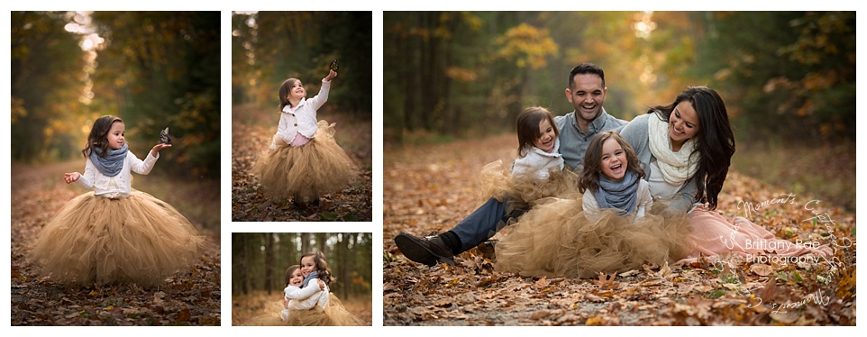 Best Family Portraits by Maine Family Photographers - Fall Family Minis