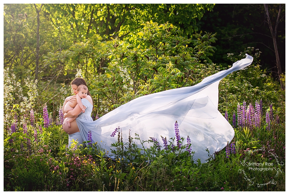 Best Family Portraits by Maine Family Photographers - Sew Trendy Accessories Dress