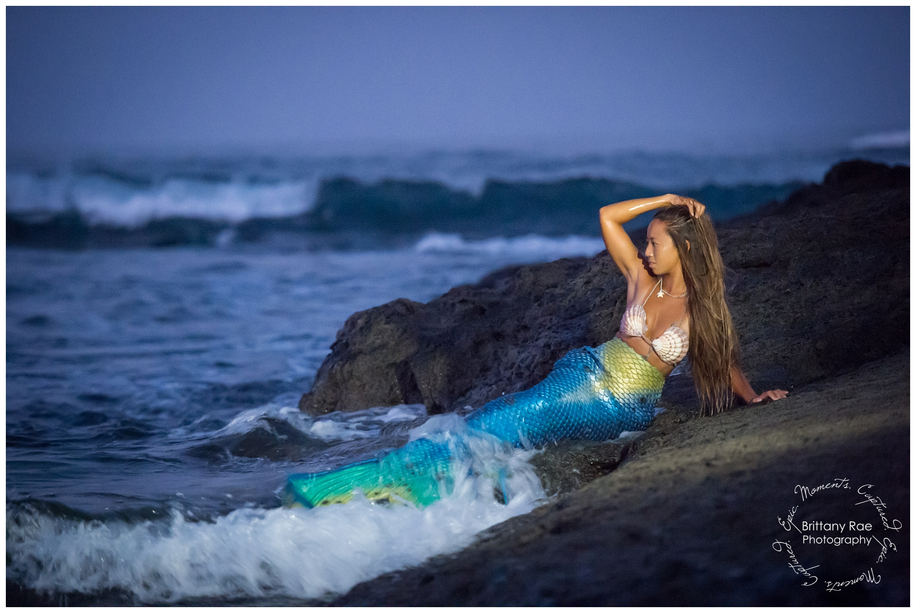 Professional Mermaid in Costa Rica by Costa Rican photographers -