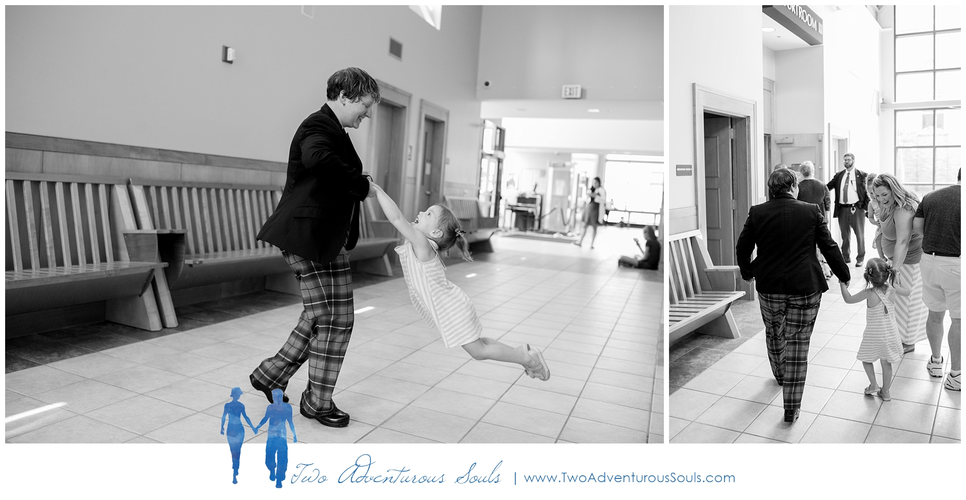 Maine Adoption Photographer, Southern Maine Family Photographer - Biddeford Courthouse Photos