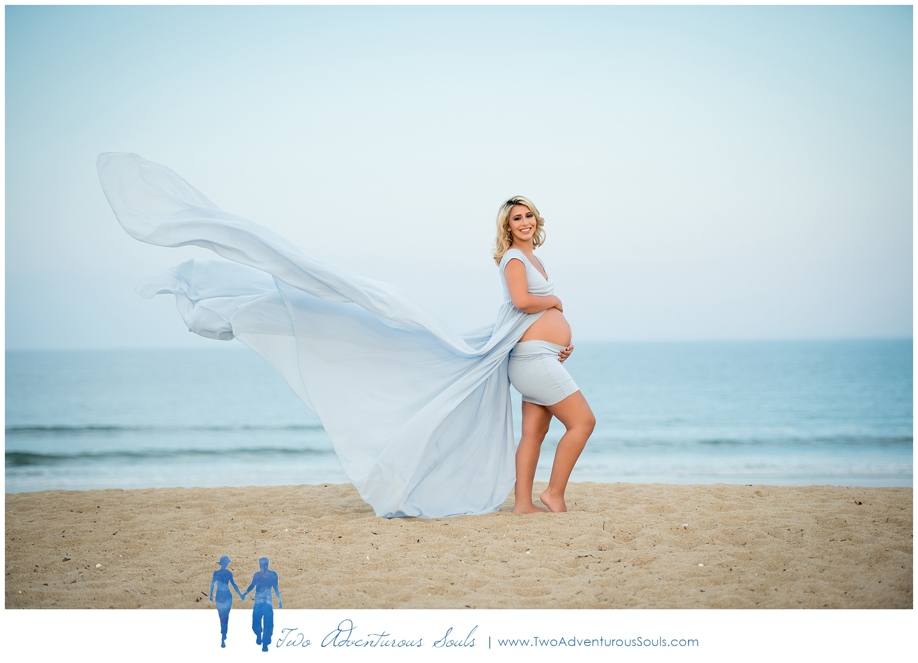 Maine Maternity Portraits, Old Orchard Beach Photographer -