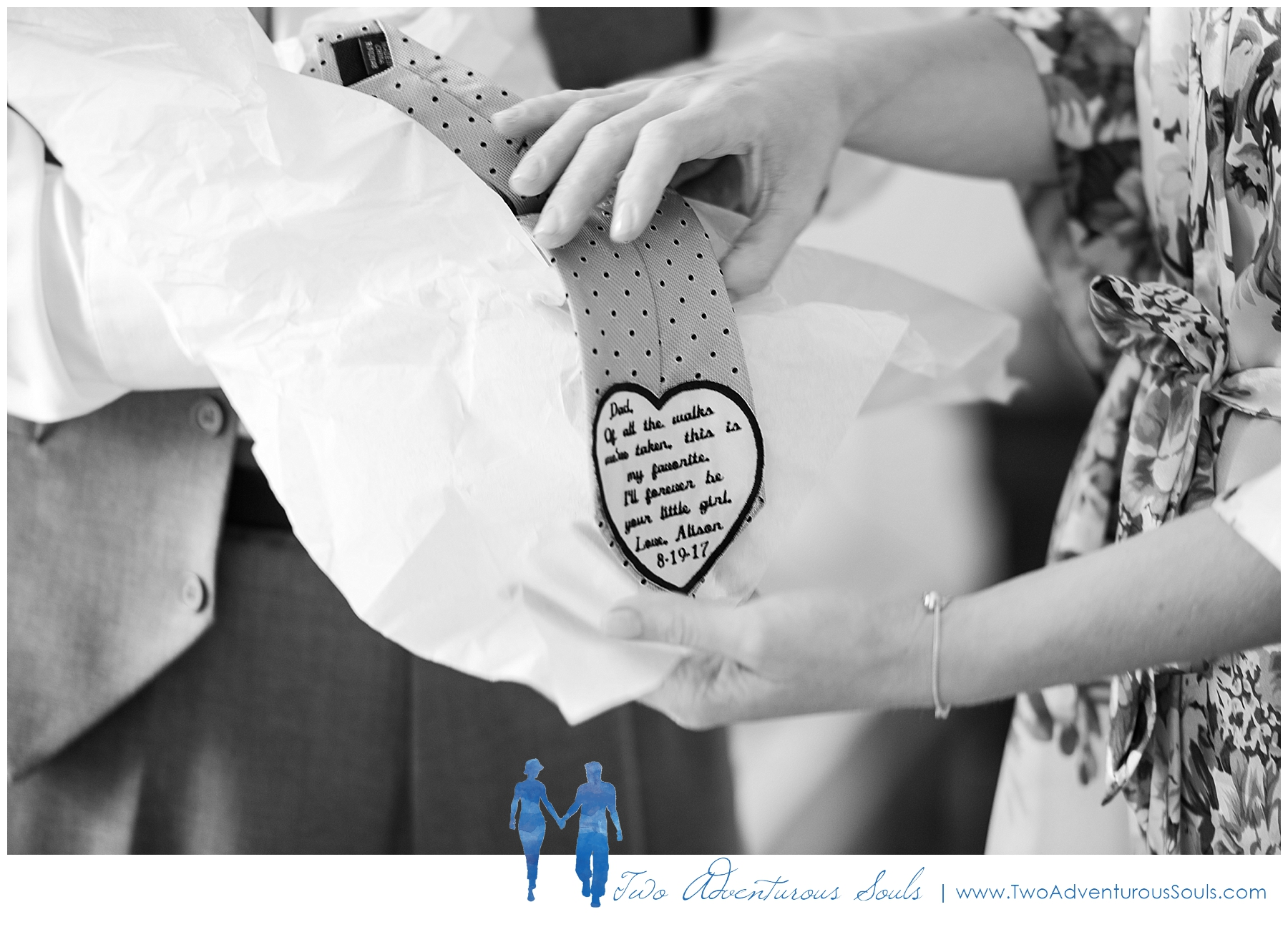 Woodlands Country Club Wedding, Maine Wedding Photographers_Father of the Bride Gift