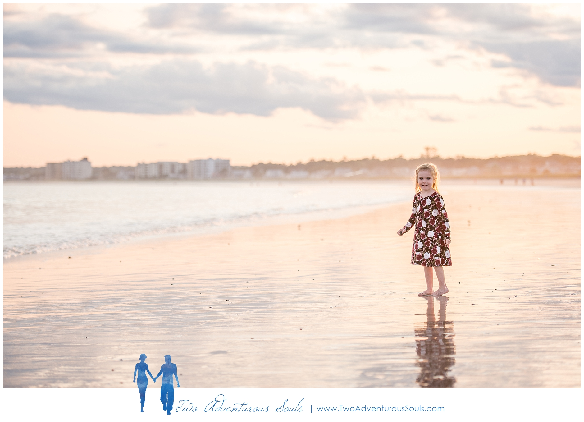 Pine Point Family Portraits, Old Orchard Beach Maine -
