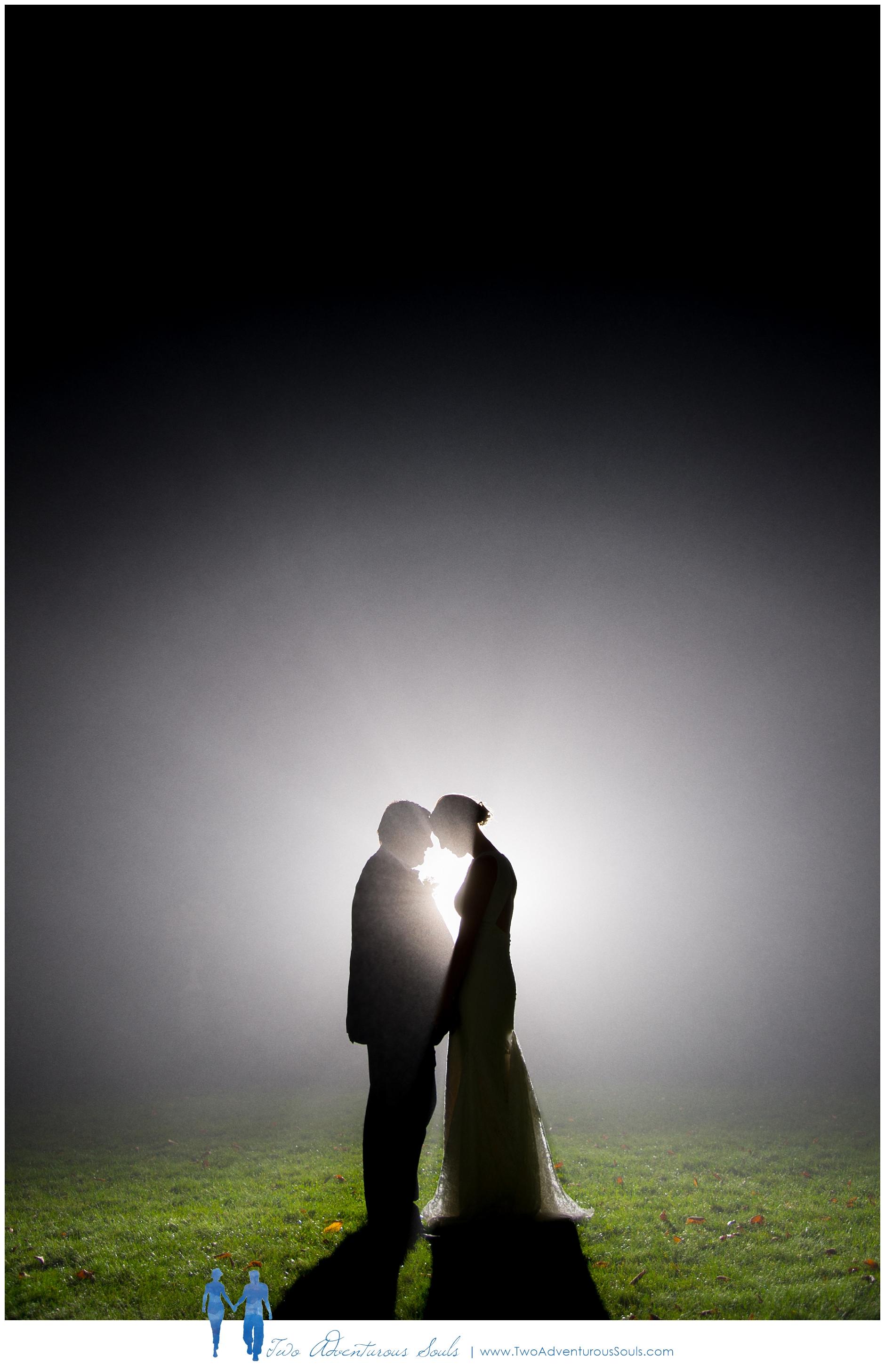 Breakwater Inn and Spa Wedding, Kennebunkport Wedding, Maine Wedding - Fog Wedding