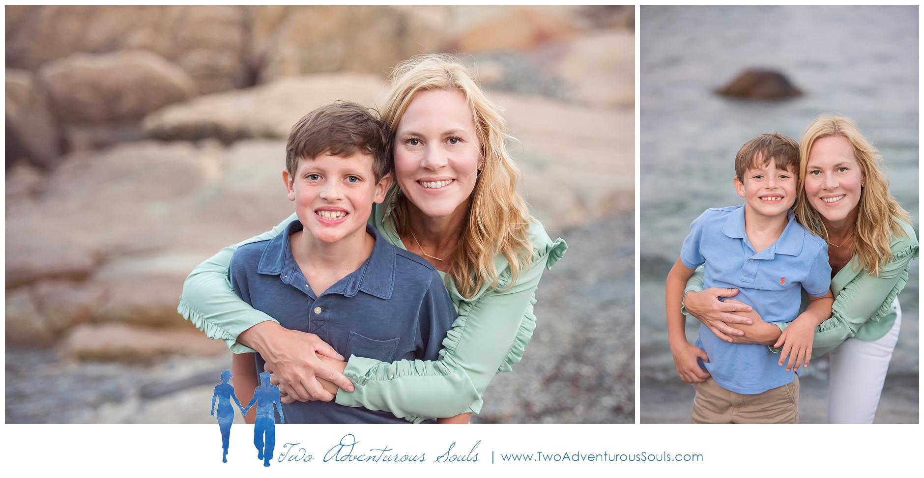 Biddeford Pool Family Portraits, Maine Family Photographer -