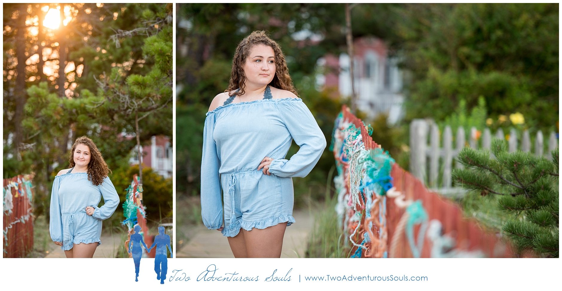 Maine High School Senior Photographer, Ocean Park Senior Portraits -