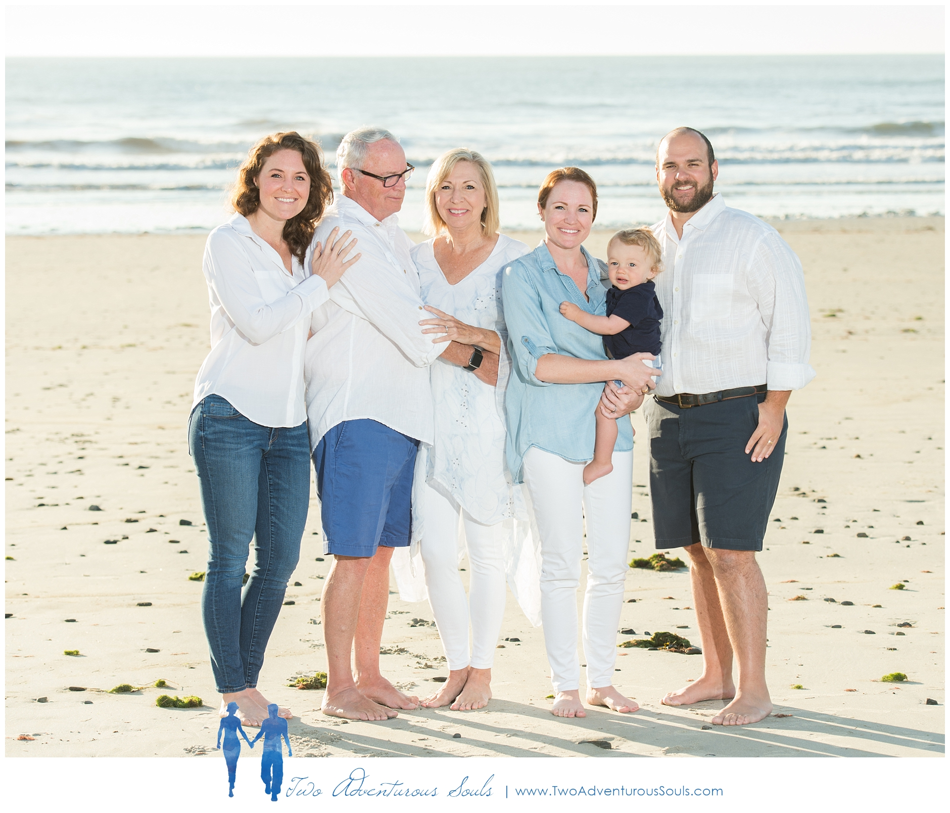 Drakes Island Family Portraits, Wells Family Portraits -